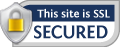 This site is SSL secured.